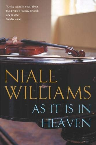 As It Is in Heaven By Niall Williams