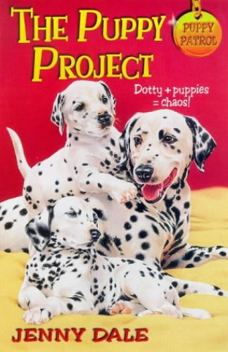 The Puppy Project By Jenny Dale