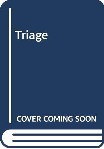 Triage By Scott Anderson