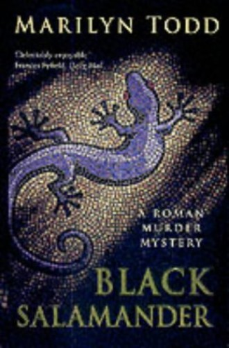 Black Salamander By Marilyn Todd
