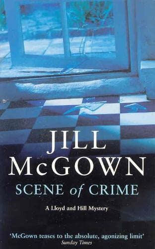 Scene of Crime (PB) By Jill McGown