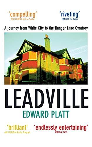 Leadville By Edward Platt