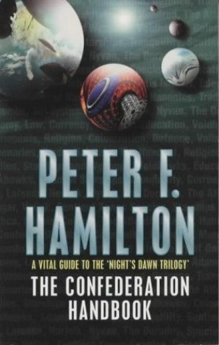 The Confederation Handbook By Peter F. Hamilton