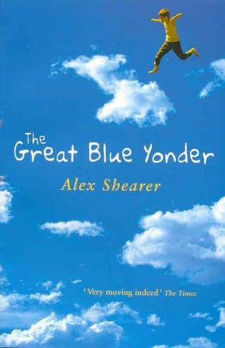 The Great Blue Yonder (PB) By Alex Shearer