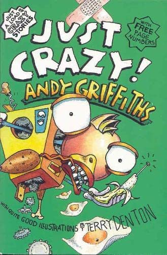 Just Crazy (pb) By Andy Griffiths