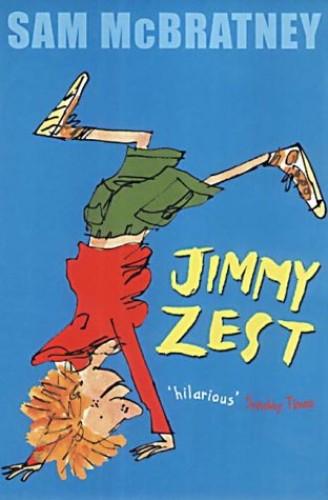 Jimmy Zest (PB) By Sam McBratney