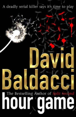 Baldacci ASDA BOGOF pack: Hour Game: 1 By David Baldacci