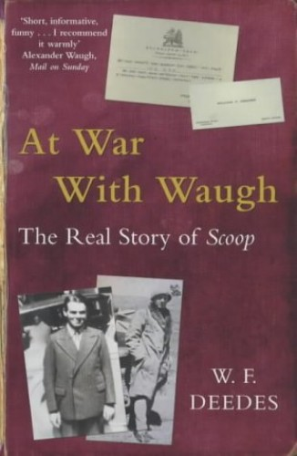 At War With Waugh By W. F. Deedes