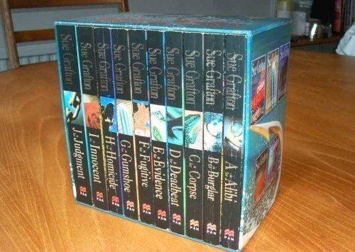 Sue Grafton Boxset By Sue Grafton