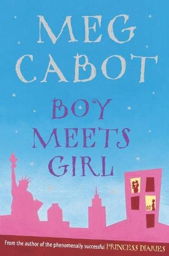 Boy Meets Girl By Meg Cabot