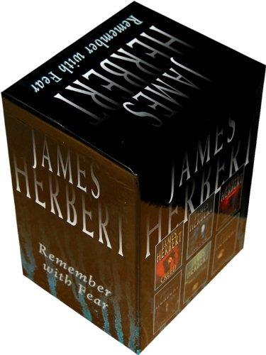 James Herbert Box Set By James Herbert