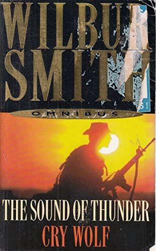 Sound of Thunder/Cry Wolf Duo (Spl) By Wilbur Smith