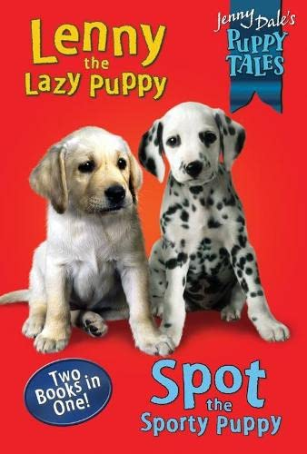 Lenny and Spot Puppy Tales Bind-Up By Jenny Dale