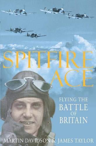 Spitfire Ace By Martin Davidson
