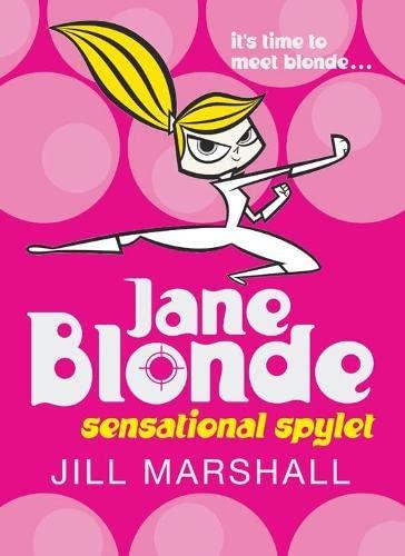 Jane Blonde By Jill Marshall