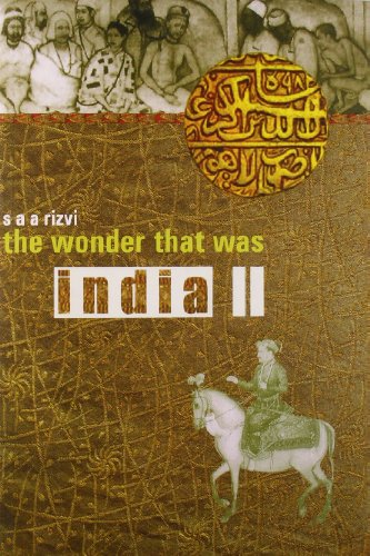 The Wonder that was India By S Rizvi