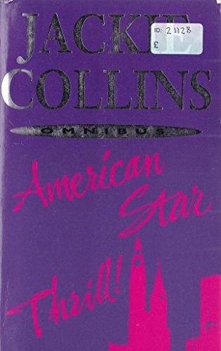 American Star/ Thrill By Jackie Collins