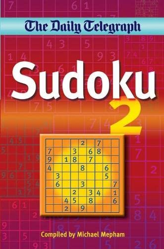 The Daily Telegraph: Sudoku 2 By Telegraph Group Limited