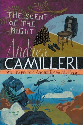 The Scent of the Night By Andrea Camilleri