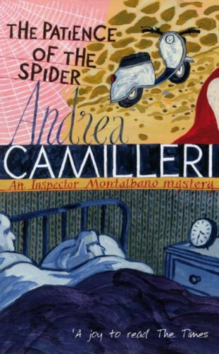 The Patience of the Spider By Andrea Camilleri