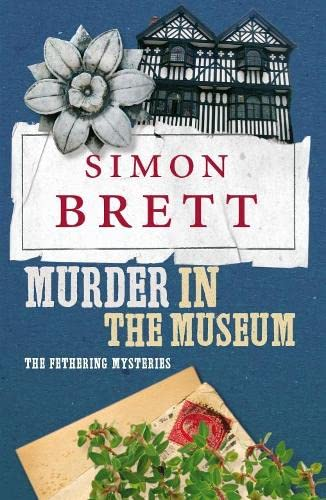 Murder in the Museum By Simon Brett