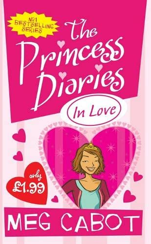 The Princess Diaries In Love By Meg Cabot