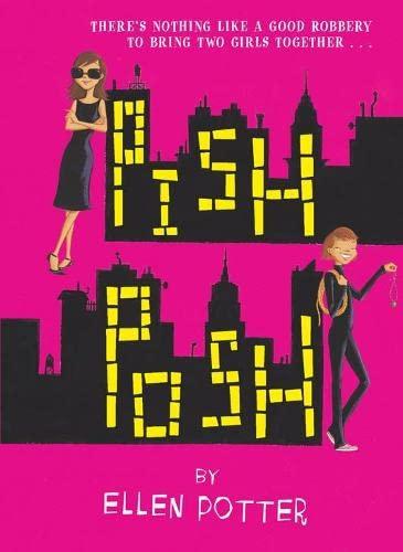 Pish Posh By Ellen Potter