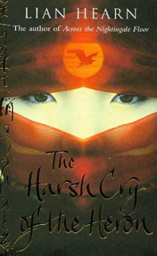 HARSH CRY OF THE HERON OME PB By Lian Hearn