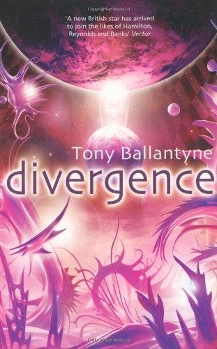 Divergence By Tony Ballantyne
