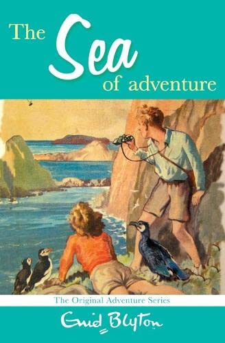 The Sea of Adventure By Enid Blyton