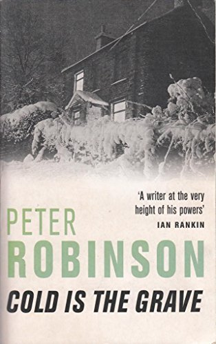 Cold Is the Grave Pb By Robinson  Peter