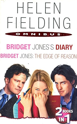 BRIDGET JONES'S DIARY AND BRIDGET JONES: THE EDGE OF REASON. By Helen Fielding