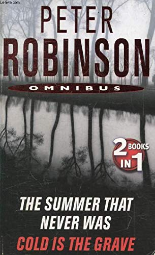 Summer That Never Was By Peter Robinson