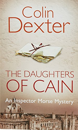 THE DAUGHTERS OF CAIN A FORM SPL By Colin Dexter