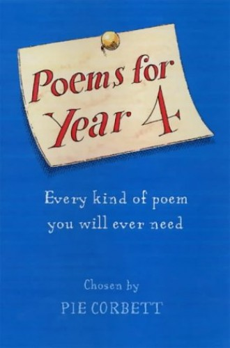 Poems for Year 4 By Pie Corbett