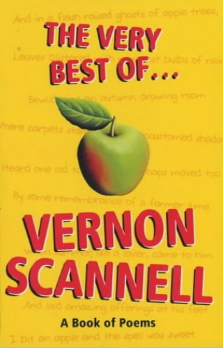 Very Best of Vernon Scannell By Vernon Scannell