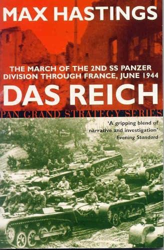 Das Reich By Sir Max Hastings