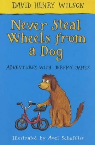 JEREMY JAMES No 8 By David Henry Wilson
