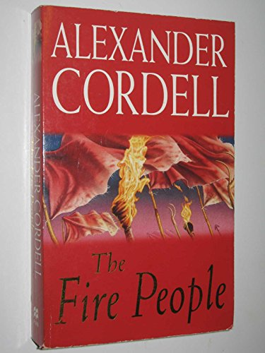 The Fire People (Pb) By Cordell Alexander