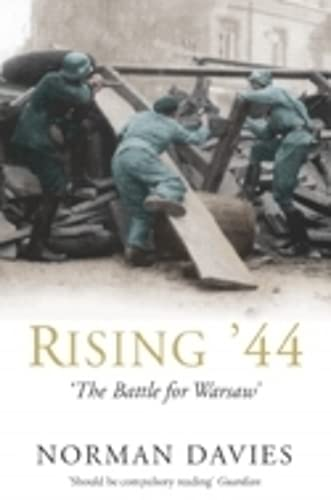 Rising '44 By Norman Davies