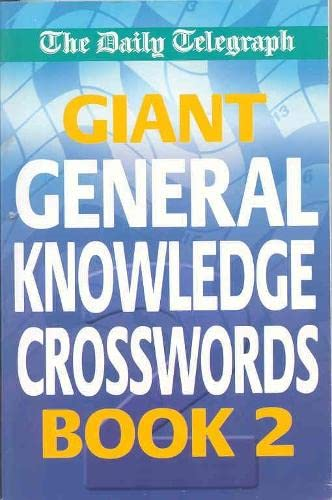 Daily Telegraph Second Giant General Knowledge Cro By Telegraph Group Limited