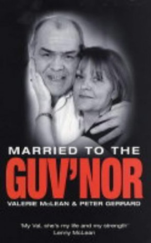Married to the Guv'nor By Valerie McLean
