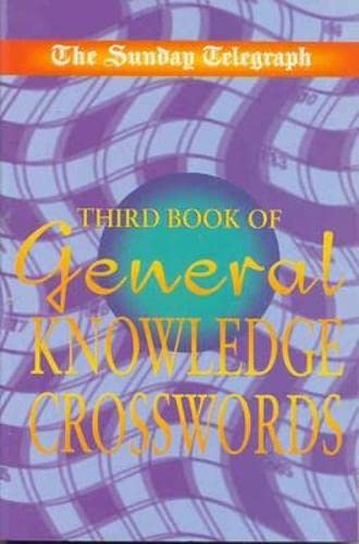 Sunday Telegraph Third Book of General Knowledge By Telegraph Group Limited