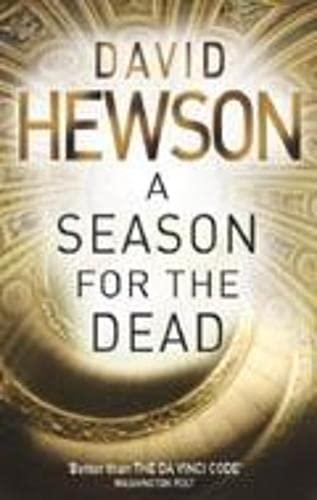 A Season for the Dead By David Hewson