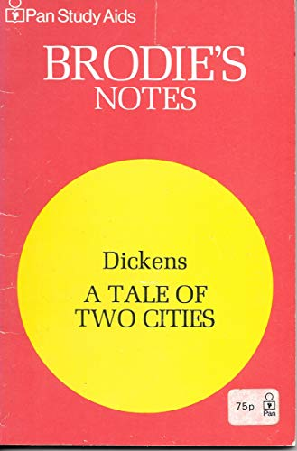 Brodie-039-s-Notes-on-Charles-Dickens-039-034-Tale-of-Two-Cities-034-0330500449-The-Cheap