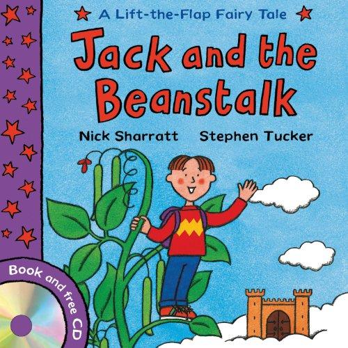 Jack and the Beanstalk By Nick Sharratt