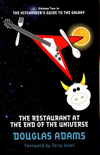 The Restaurant at the End of the Universe: 2/5 (The Hitchhiker's Guide to the Galaxy) By Douglas Adams