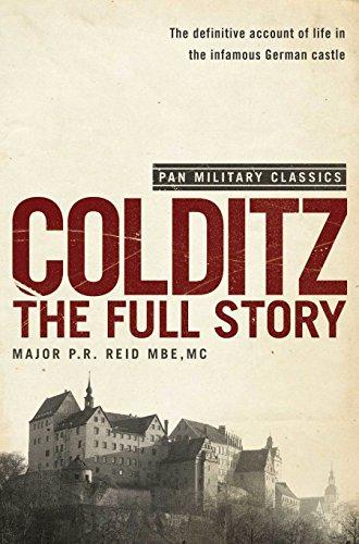 Colditz (Pan Military Classics) By P. R. Reid