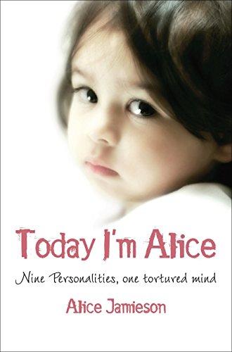 Today I'm Alice By Alice Jamieson