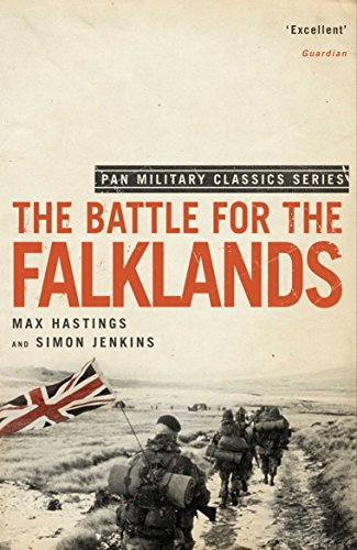 Battle for the Falklands by Simon Jenkins